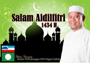 Eid-Greeting-PAS-Sabah